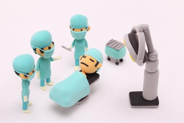 開腹手術の入院から退院まで【入院2日目・手術日当日】